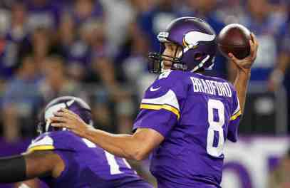 Sam Bradford Designated to Return Off IR; Vikings Have 3 Weeks to Decide His Playoff Fate