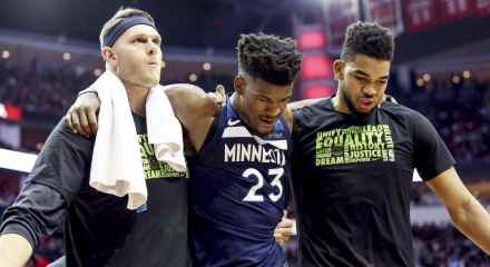 The Timberwolves are in Danger of Missing the Playoffs… Again.