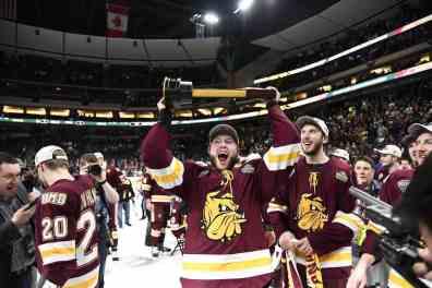 UMD Bulldogs Win Another NCAA Men's Hockey National Championship