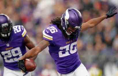 Vikings Pick Up Trae Waynes 2019 5th-Year Rookie Option