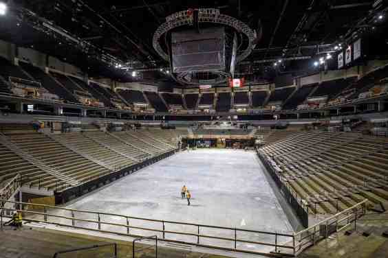 Executives of Ice Rink Contractor for Target Center Previously Involved in $1.5M Lawsuit