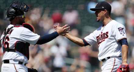 Jose Berrios Tosses Complete Game Gem as Twins Tread Injury-Ridden Water