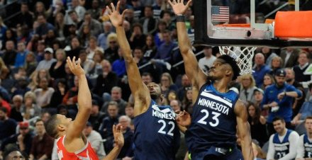 With Jimmy Frustrated, Andrew Wiggins' Time in Minnesota May be Up