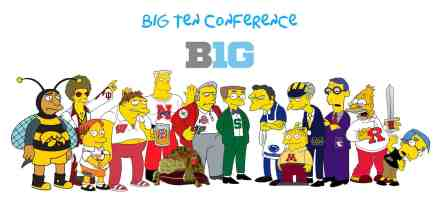 The B1G; Currently a Better All-Around Football Conference than the SEC