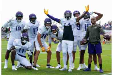 Vikings Release Unofficial Roster Leading Up to Denver Game Saturday