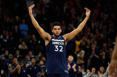 Karl-Anthony Towns Signs Max Extension with Timberwolves