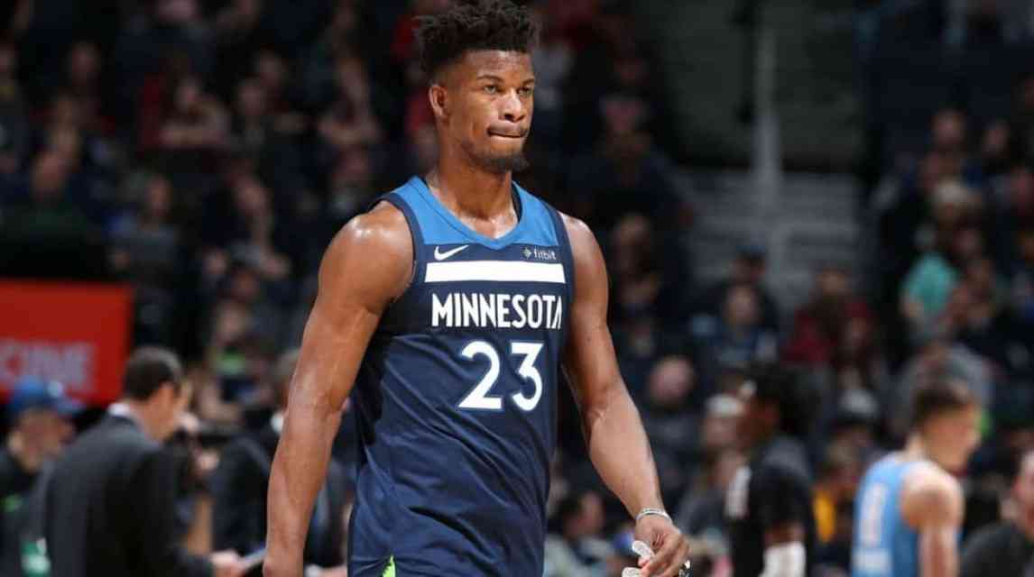 Dear Jimmy Butler: F**k You