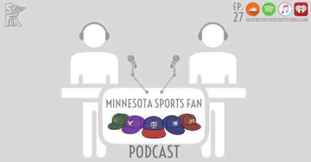 MSF Podcast Ep. 27: Vikings Win, Racist NFL, and Fantasy Football Winners and Losers