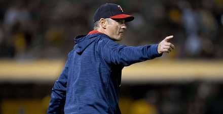 REPORT: Minnesota Twins Fire Manager Paul Molitor