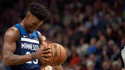 """Jimmy Butler Out Tonight as He Takes """"Next Step"""" in Effort to Leave Town"""