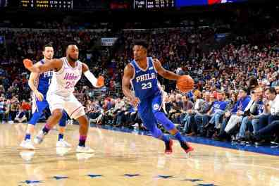 In Philly, Timberwolves Prove They're Everything Jimmy Butler Said They Were
