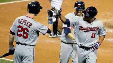 Twins Lock Up Polanco and Kepler for 5 Years + Options