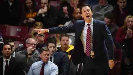 Richard Pitino Should be Coaching for His Job Leading into March