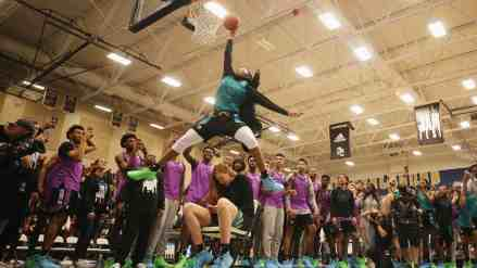Rigging Dunk Contests for Girls Isn't Feminism; It's the Opposite