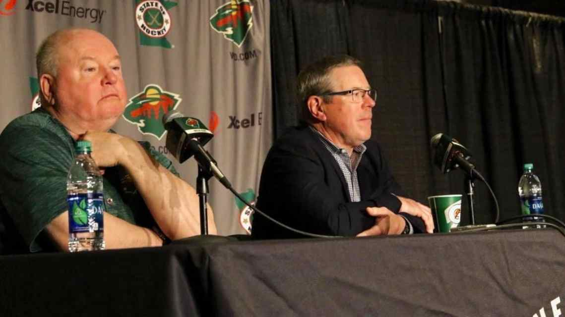 Fenton: Boudreau Will Coach Wild Next Year; Not Pressured By Leipold