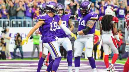 Adam Thielen Gets Massive Raise in New Contract Extension