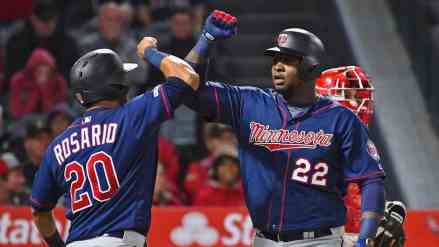 Late Homerun FTW; Miguel Sano Shut Everyone Up Last Night (probably not)