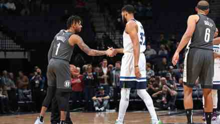 Wolves + KAT Meeting with D-Lo Sunday as Wiggins Trade Stock/Rumors Heat Up…