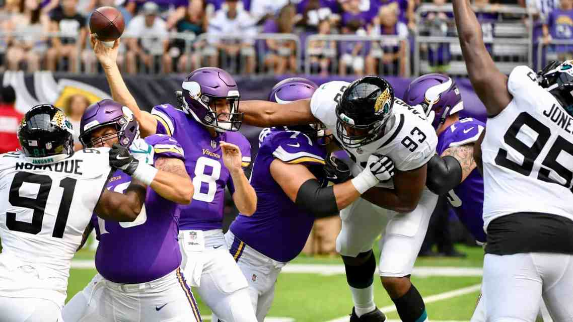 Kirk Cousins & O-Line Improvement are Only Camp Storylines that Matter