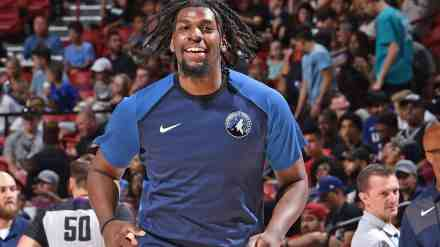 Naz Reid + Summer League = Small Bright Spot on Another Lottery-Bound Wolves Team