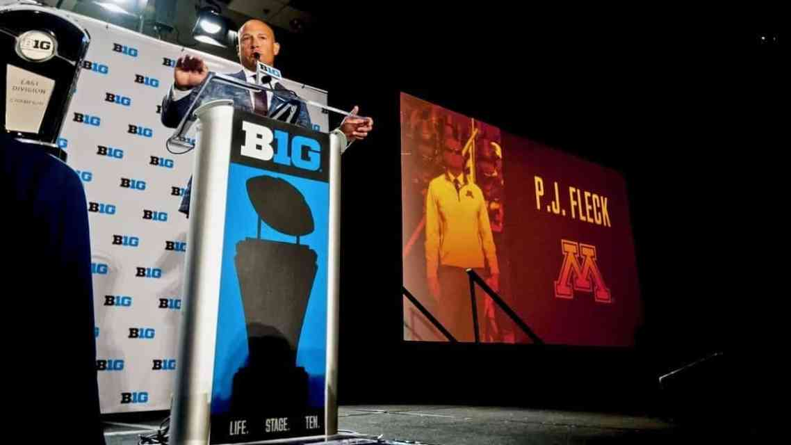 Minnesota Sports Fan is Chicago-Bound for Big Ten Media Day 2019