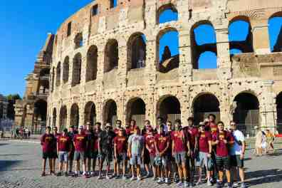Gopher Basketball Will be Streaming Game Live From Rome Today