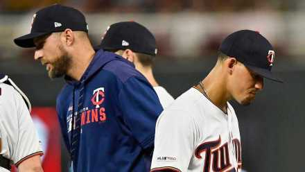 Rocco Baldelli Thinks Helen Keller is the Only Person Watching Jose Berrios Pitch
