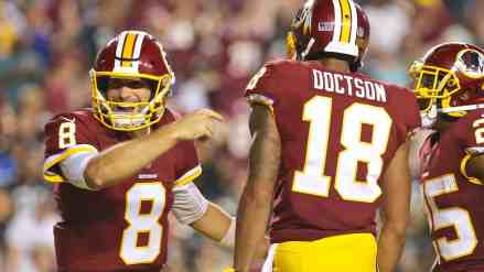 Josh Doctson's Best Season Came with Kirk Cousins Under Center