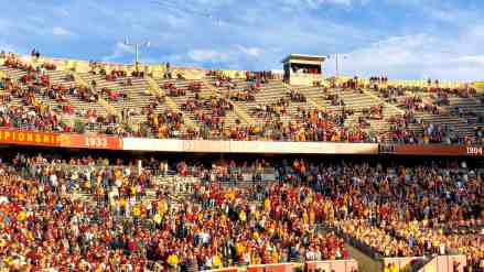 Dear TCF Bank Stadium Student Section: It's Your Turn to Change Your Best.