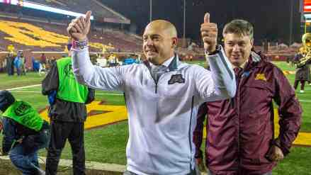 REPORT: U of M + PJ Fleck Closing in on Contract Extension