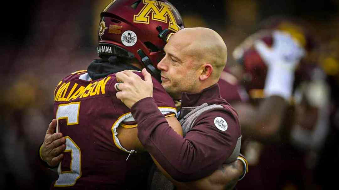 PJ Fleck's Incredible Postgame Press Conference Will Ease Your Aching Soul