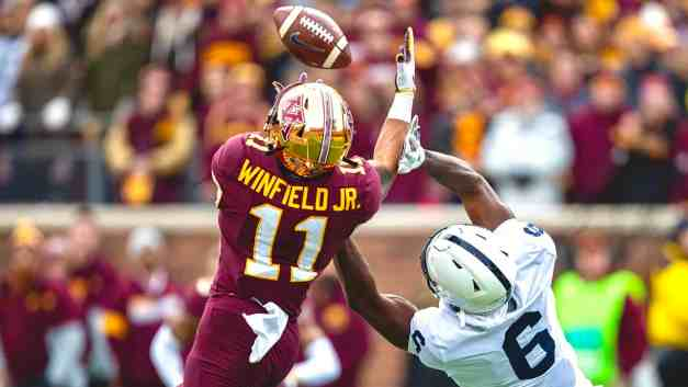 Gophers Take Down Penn State; Who The Fuck Wants to Talk Schedules Now???