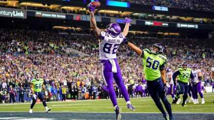Vikings/Cousins Battle In Seattle but Lose and I'm Not Into Moral Victories This Weekend