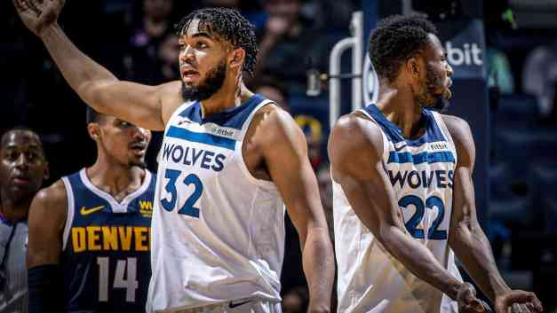 Calm Down, Karl-Anthony Towns Isn't Leaving… Yet.