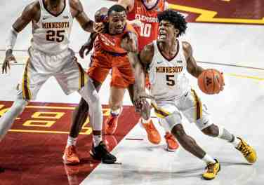 Gopher Basketball Shines Small Light on a Dark Weekend
