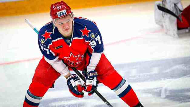 KHL's Best Players Unanimously Vote Kirill Kaprizov as NHL's Next Big Russian Star