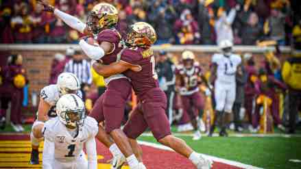 I Just Want the Gopher Football Feels One More Time