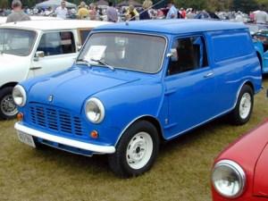 1981_Austin_Mini_van1