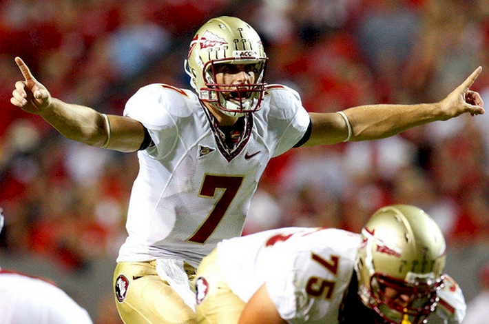 Christian Ponder At Florida State, Away