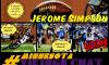 Legend Of The Game: Jerome Simpson [INFOGRAPHIC]