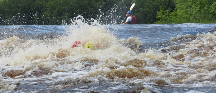 Minnesota Whitewater Rafting