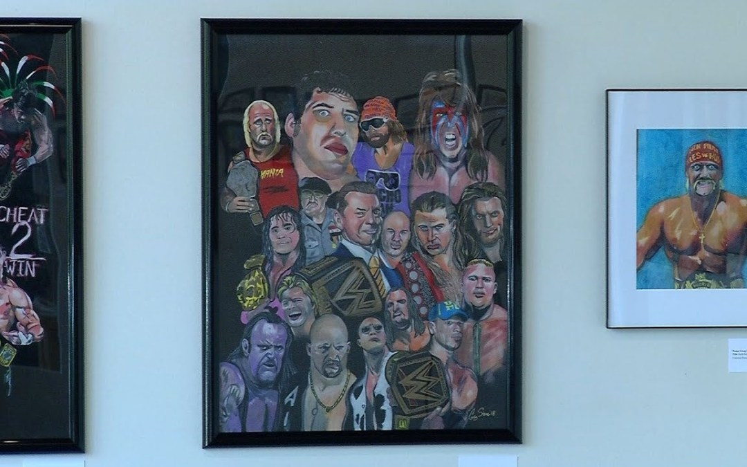 Wrestling with Art