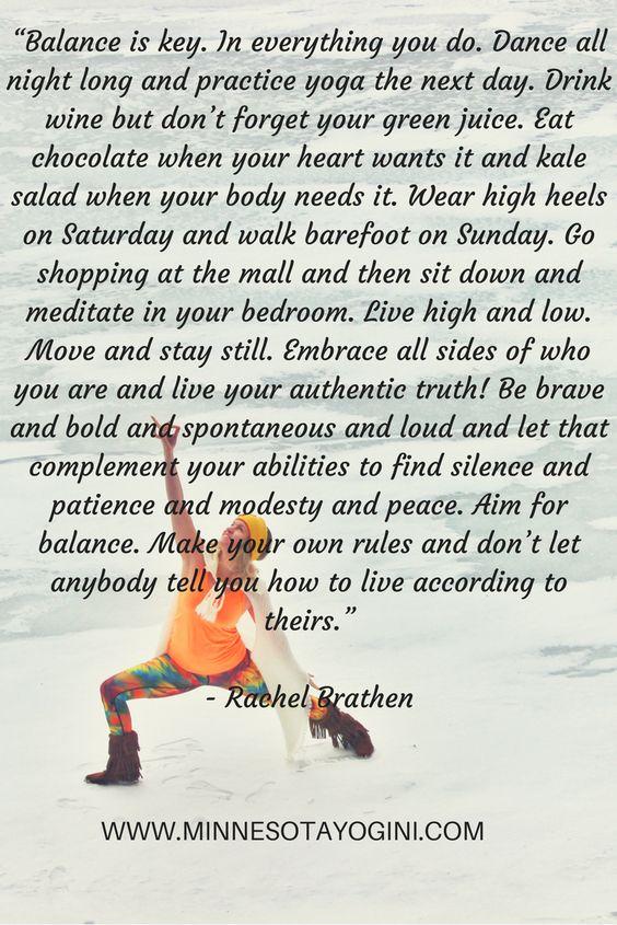 Rachel Brathen Quote