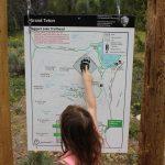 Map at Teton