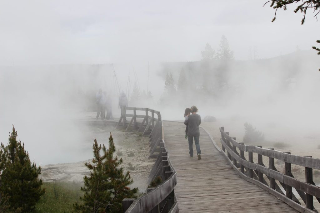 West Geyser Basin