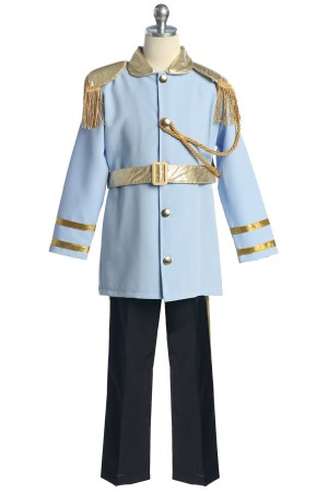 prince charming suit for boys birthday