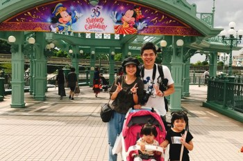 【東京親子景點】東京迪士尼樂園35週年慶,讓大人小孩都玩到不想回家的夢幻樂園~