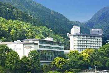 [箱根親子住宿推薦]箱根湯本富士屋飯店,近箱根湯本車站,還有美味日式早餐