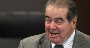 Justice Antonin Scalia used his keen intellect and missionary zeal in an unyielding attempt to move the court farther to the right after his 1986 selection by President Ronald Reagan. (AP file photo)