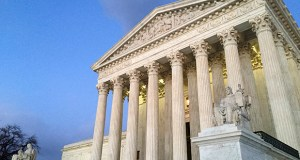 The U.S. Supreme Court Building in Washington D.C. (AP file photo)